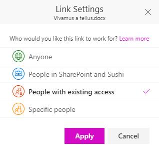 New modern UI for (external) sharing in SharePoint Online | Maarten