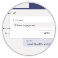 A unified approach to personal happiness in Microsoft Teams